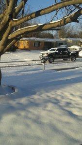 Redneck Winter Wonderland