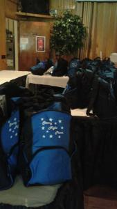 Starry Night Prom 2015 SWAG BAGS