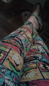 super hero pants